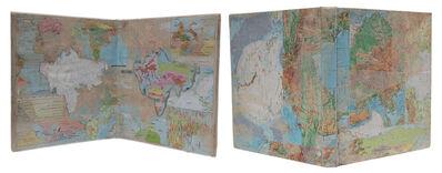 Tanmoy Samanta, 'The Cartographer's Paradox', 2013