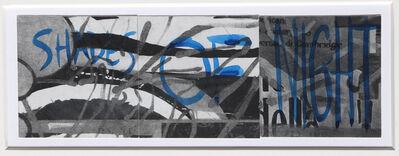 David Salle, 'Shades of Night', 1995