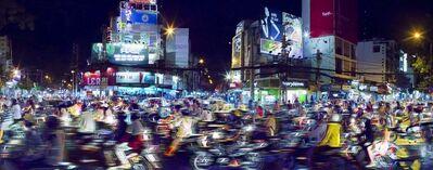 Christian Voigt, 'Saigon Traffic, Saigon, Vietnam', 2012