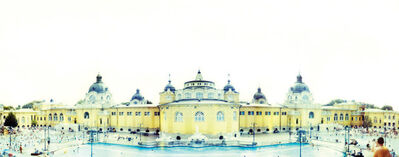 Joshua Jensen-Nagle, 'Budapest Bath House'