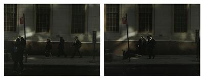 Paul Graham, 'Fulton Street, 11th November 2009, 11.29.10 a.m.', 2009