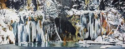 Hernan Salamanco, 'Hanging Lake', 2018