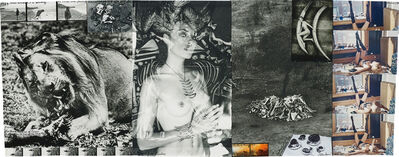 Peter Beard, 'Untitled', 1972-1984