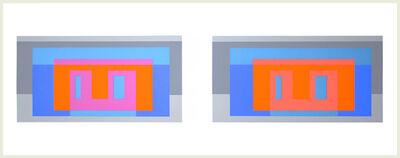 Josef Albers, 'Formulation: Articulation, 1981.524.1.17', 1972