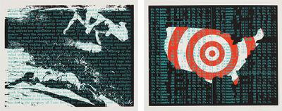 David Wojnarowicz, 'Untitled (for Act-up)', 1990