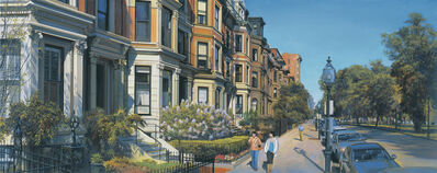 Joel Babb, 'On Commonwealth Ave.', 2009