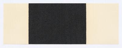 Richard Serra, 'Horizontal Reversal IV', 2017
