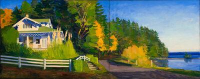 Kurt Solmssen, 'Lorenz Road', 2009