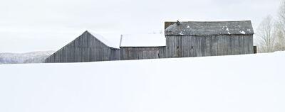 Jim Westphalen, 'Winter Barnscape', 2017