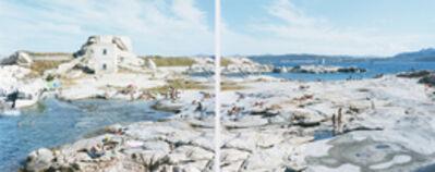 Massimo Vitali, 'Punta Tegge Diptych (#4775-4776)', 2013