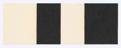 Richard Serra, 'Horizontal Reversal II', 2017