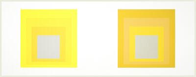 Josef Albers, 'Formulation: Articulation 1981.524.1.19', 1972