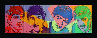Andy Warhol, 'Beatles', ca. 1980