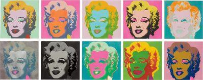 Andy Warhol, 'Marilyn Monroe (Marilyn) (F&S II. 22-31)', 1967