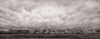 Jay Dusard, 'The Tetons, Wyoming', 1992
