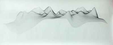 Julián Terán, 'Linescape 13', 2017