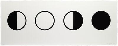 Kiki Smith, 'Phases of the Moon', 1998