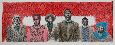 Bambo Sibiya, 'Custodians of the Swenka Movement ', 2017