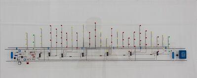Peter Vogel, 'Lichtkette ', 1998