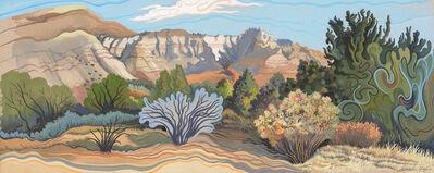 Phyllis Shafer, 'Kodachrome Peaks', 2018