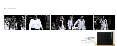 Beat Streuli, 'BROADWAY 01', 2005