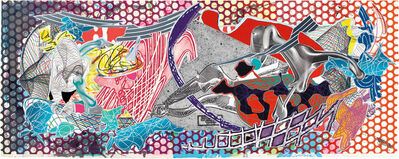 Frank Stella, 'Calvinia, from Imaginary Places (A. & K. 227)', 1995
