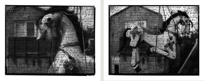 Ni Haifeng, 'Unfininished Self Portrait', 1995