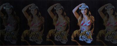 Alexandre da Cunha, 'Amazons (Painting V)', 2014