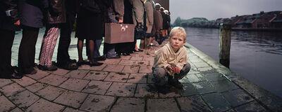Ellen Kooi, 'Alphen a.d. Rijn - pad', 2003