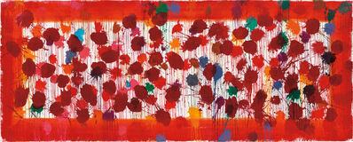 Howard Hodgkin, 'As Time Goes By (red)', 2009