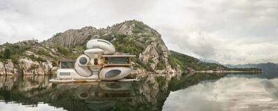 Dionisio Gonzalez, 'Wittgenstein's Cabin 4', 2020