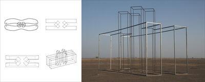 Kiluanji Kia Henda, 'The Temple - The building series IV', 2014