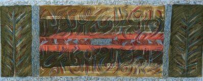 Vera Tamari, 'Calligraphy', 2019