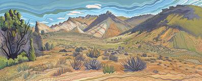 Phyllis Shafer, 'Painted Desert', 2018