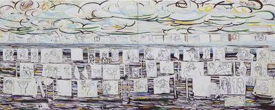 Toru Kuwakubo, 'Women on the sheets', 2012