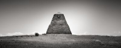 John Custodio, 'Ames Monument, Wyoming'
