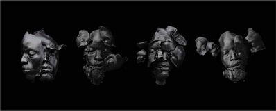 Mohau Modisakeng, 'Fossils (Black)', 2016