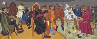 Richard Mudariki, 'THE NEW CHURCH', 2014