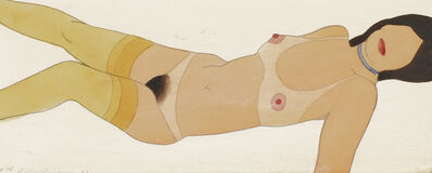 Tom Wesselmann, 'Beautiful Kate #14 (Variable Edition)', 1982