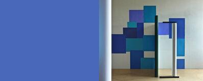 Serge Tousignant, 'Totem bleu', 2012