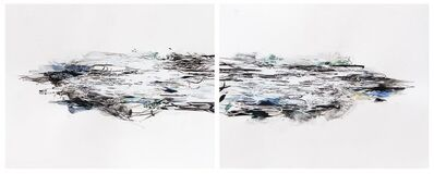 Reed Danziger, 'momentary order, diptych', 2014