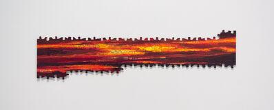Carly Glovinski, 'Untitled (Another Polaroid Sunset)', 2018