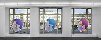 """Alex Israel, 'Installation view, """"Self-Portraits,"""" April 26 - June 15'"""