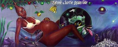 Pierre Bodo, 'Entrée et Sortie Mains Vide', 2006