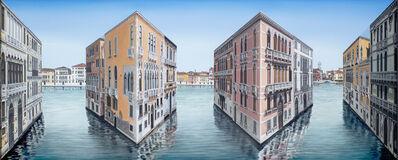 Patrick Hughes, 'Versatile Venice', 2019