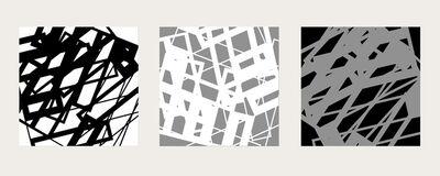 András Wolsky, 'Untidy Order triptych, I-III.', 2012