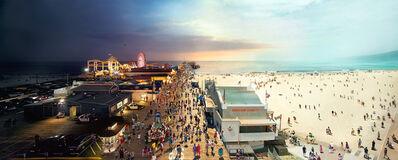 Stephen Wilkes, 'Santa Monica Pier, California, Day to Night', 2013