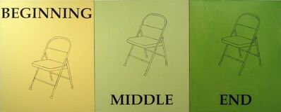 Charles Buckley, 'Beginning, Middle, End'