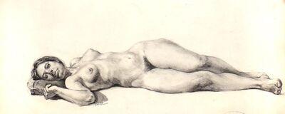 Don Maitz, 'Model Reclining', 2003