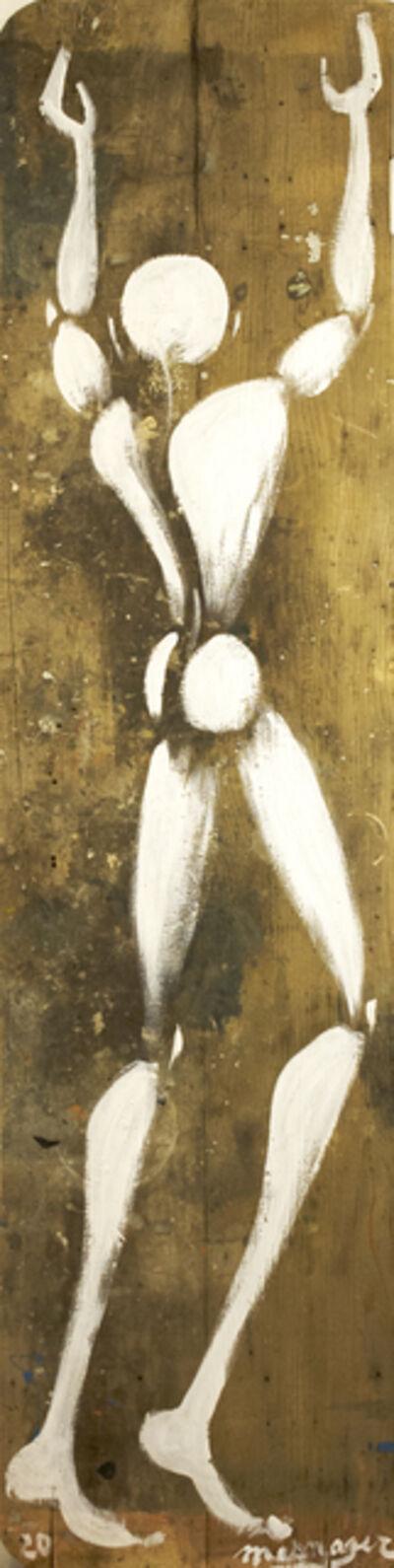 Jérôme Mesnager, 'Homme Géant (Réf. 90)', 2020